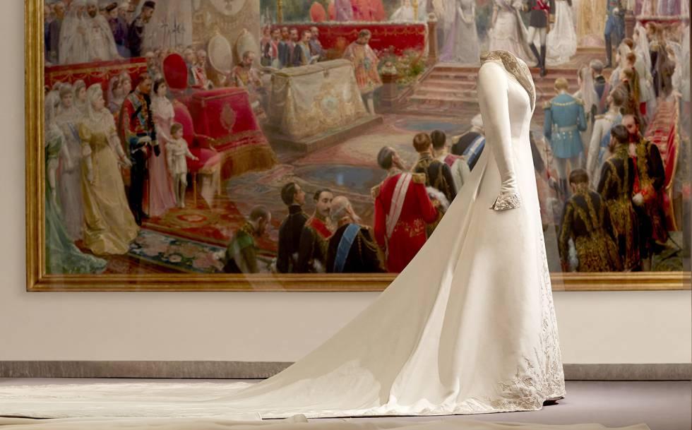 el vestido de boda de la reina letizia | el paÍs semanal