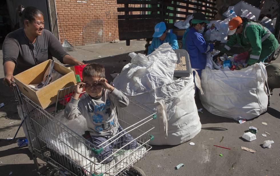 Las mujeres de la basura que lideran la rebelión por sus derechos