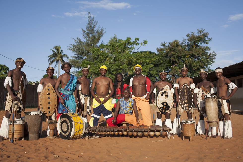 """""""Queremos que los jóvenes sepan preservar la historia y la cultura de Mozambique"""""""