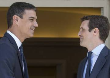 In face-to-face meeting, Spain's PM and PP leader fail to bridge gap over Catalonia