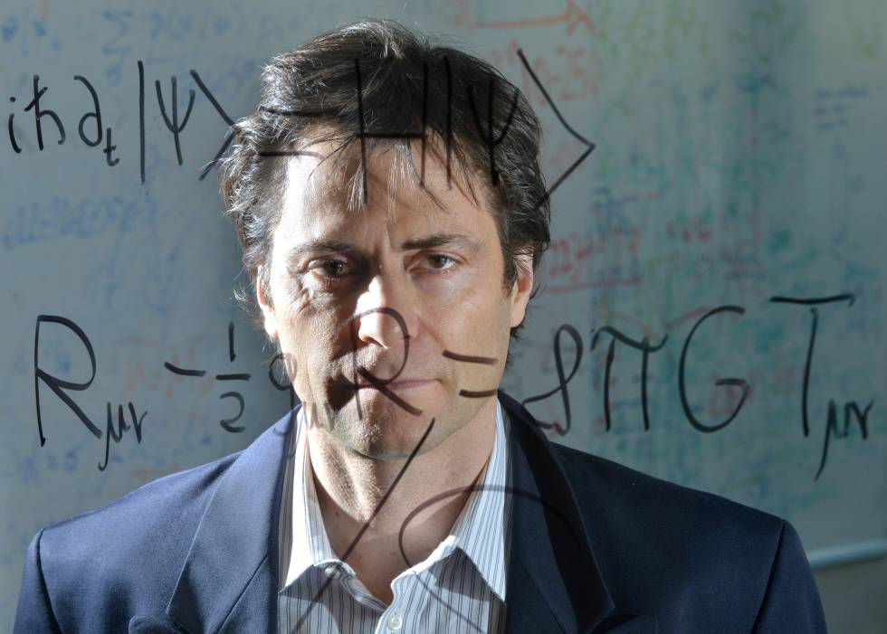 Max Tegmark, director del Future of Life Institute (MIT).