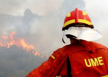 "Wildfire in Valencia: ""It was like a war scene"""