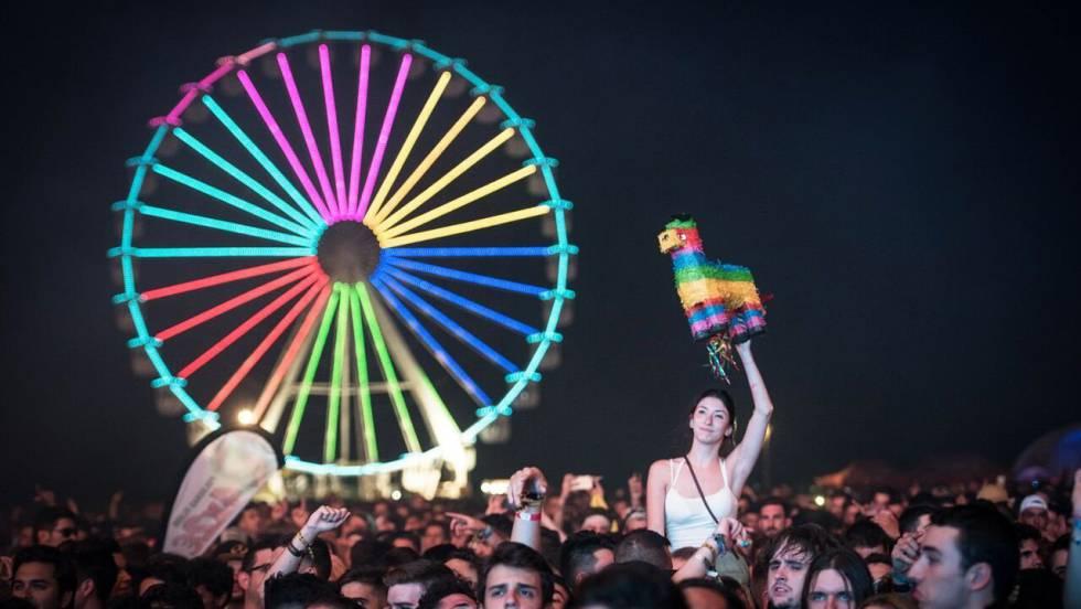 ¿Qué es lo más loco que te ha pasado en un festival?
