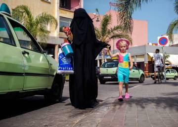 Marruecos en ojos imposibles de cegar