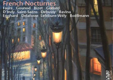 Disco ICON recomendado: 'French Nocturnes', de Bart Van Oort
