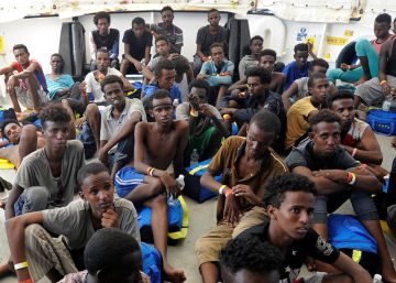Spain will not accept NGO ship 'Aquarius,' which is carrying 141 migrants