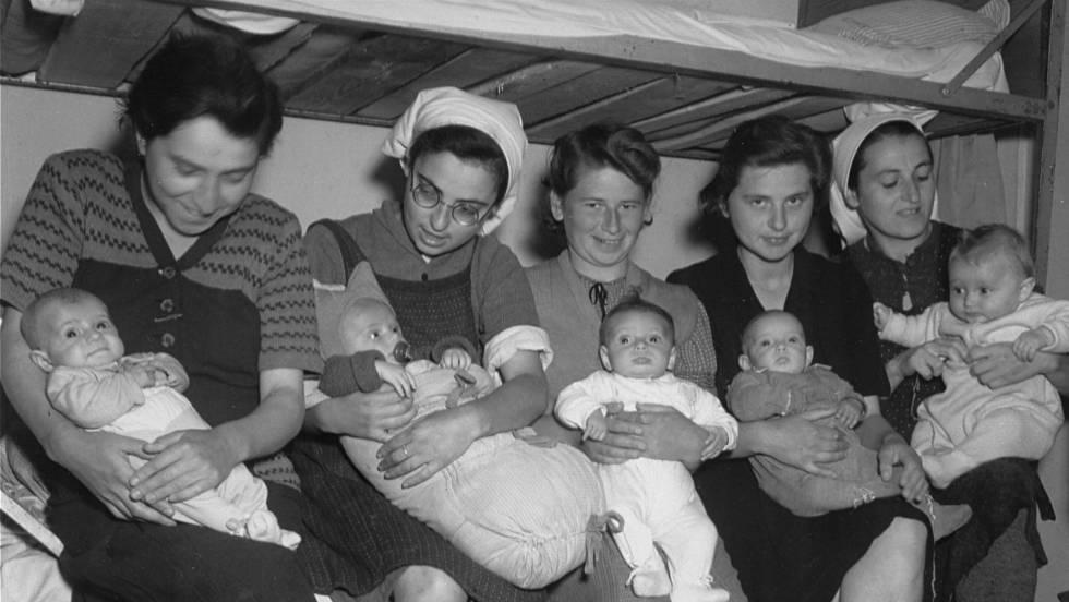 """La mujer que """"destruyó"""" a cientos de bebés para salvar a sus madres de los nazis"""
