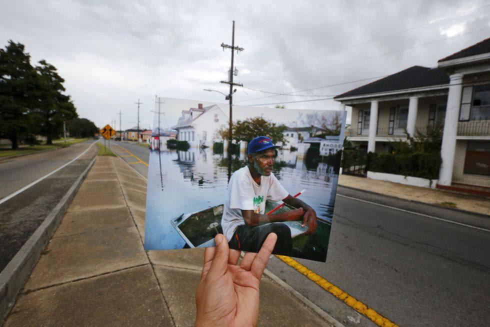 Las Secuelas Que El Huracan Katrina Dejo En Nueva Orleans