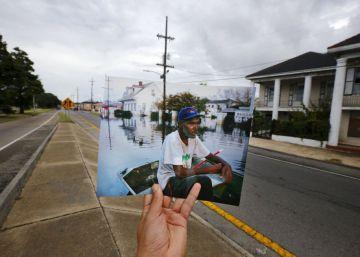 Las secuelas que el huracán Katrina dejó en Nueva Orleans