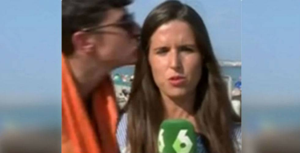 sexual harrasment in journalism spanish journalist sexually
