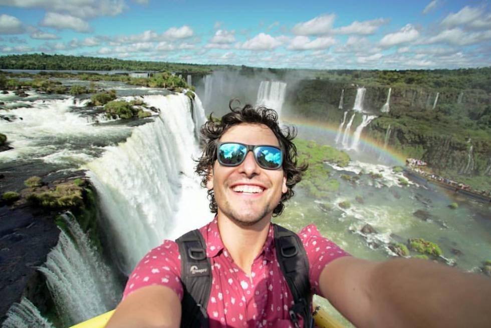 Alan Estrada, @Alanxelmundo, uno de los comunicadores de viajes en español con más seguidores