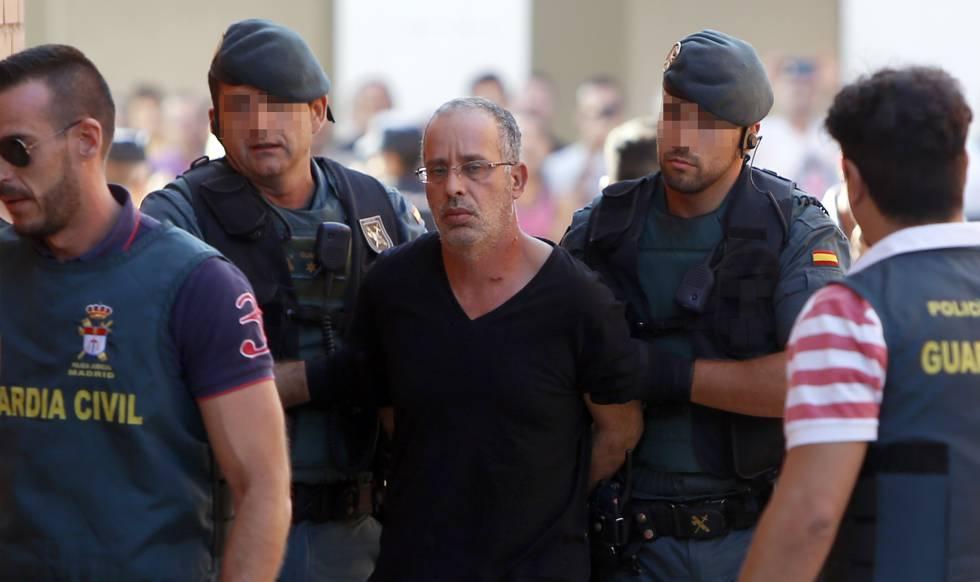 Ahmed Chelh, detenido en 2015 por el asesinato de Eva Blanco en 1997.