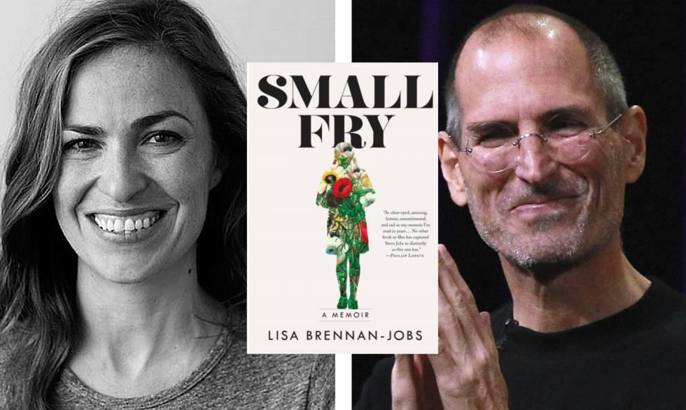 80bf2126d17 Lisa Brennan-Jobs: La amargura y el placer de ser hija de Steve Jobs ...