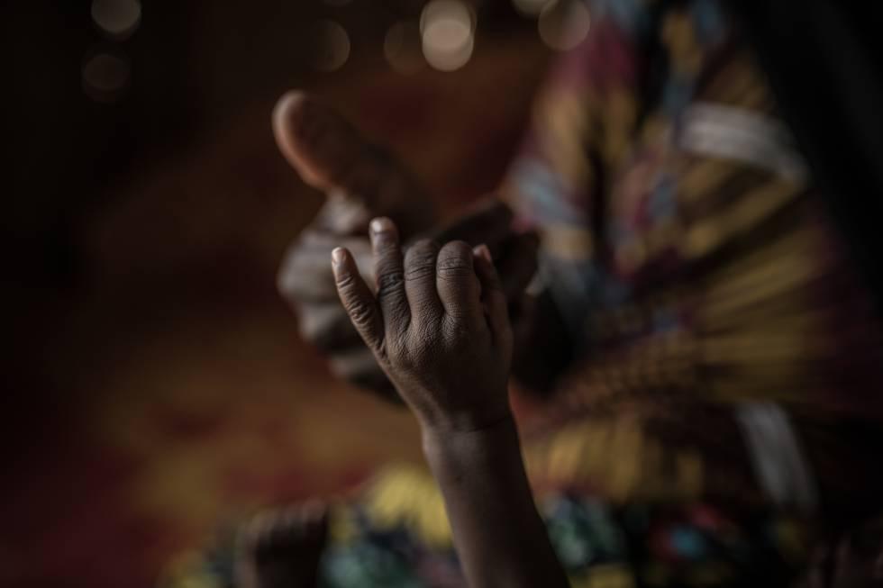 350.000 personas están en riesgo de inseguridad alimentaria en Chad. El desplazamiento masivo de personas ha dejado más de ocho millones de personas al borde de la hambruna.