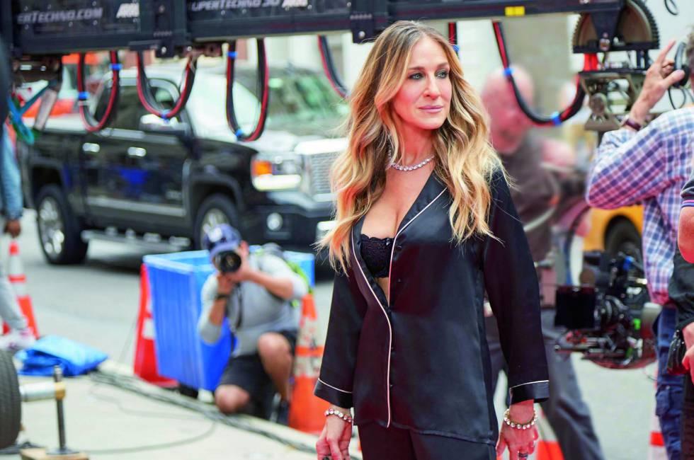Sarah Jessica Parker Modelo De Lencería A Los 53 Años Gente Y