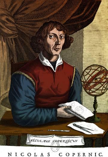 Aristarco já a estudou no século III a.C., mas a Teoria Heliocêntrica só foi levada a sério ao ser formulada por Copérnico no século XVI