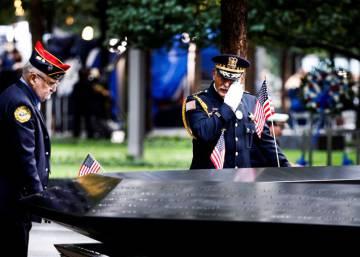 30 fotos 17º aniversario del 11-S: el homenaje a las víctimas del atentado, en imágenes