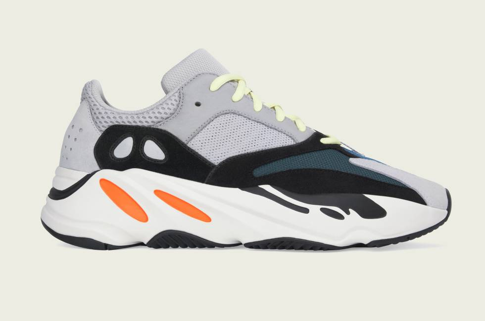 timeless design 87fb9 09d3c Yeezy 700 Wave Runner Las Yeezy 700 Wave Runner, el codiciado modelo de  zapatillas de Kanye West. Adidas