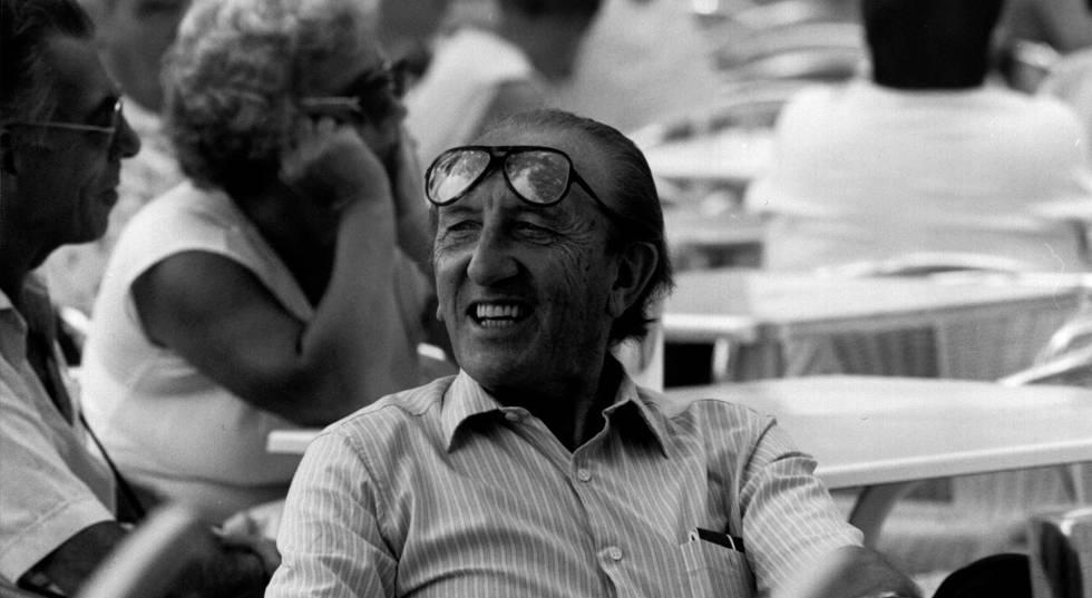 Sáenz de Oiza, que en octubre se celebra el centenario de su nacimiento.