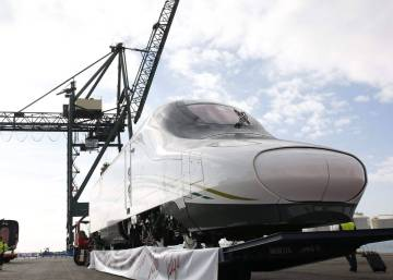 Spanish bullet train to Mecca hits speed of 330kmh in trial run