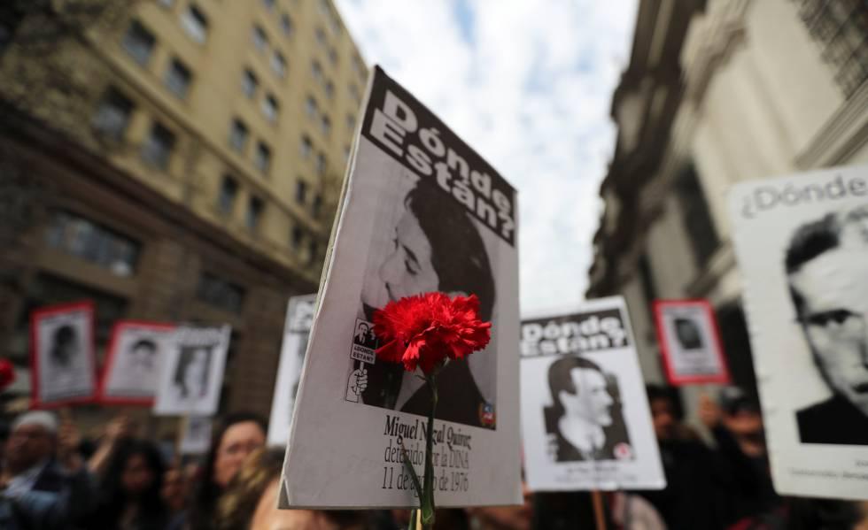 45 años del golpe militar en Chile