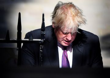 La vida amorosa de Boris Johnson le pasa factura