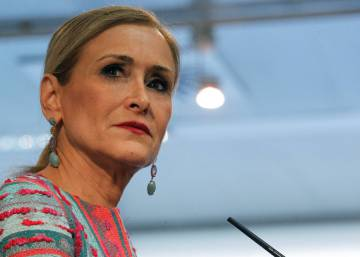 Madrid regional premier Cristina Cifuentes quits after video of her shoplifting emerges