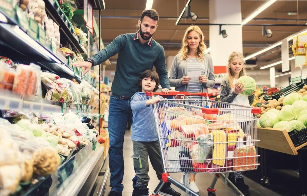 6f9822ef88 Detectives de supermercado  ideas para hacer una compra saludable en familia