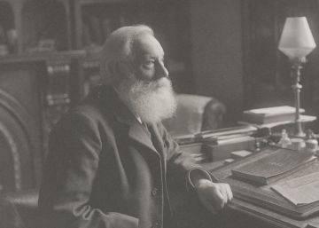Sir William Henry Perkin, el químico millonario por descubrir el primer tinte sintético.