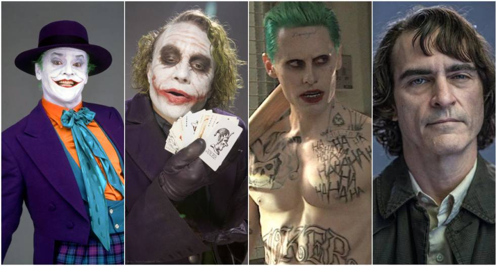 La Desconcertante Imagen Del Joker De Joaquin Phoenix Desata