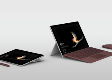 Surface Go: un convertible para sustituir a tu portátil de gama media