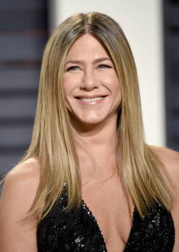 La actriz Jennifer Aniston en 2017.
