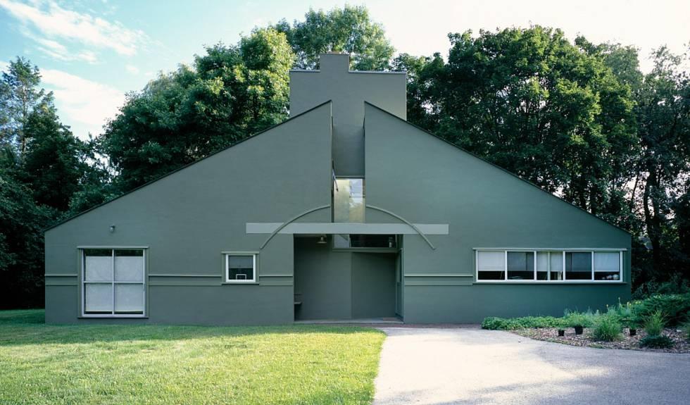 Robert Venturi, el hombre que quiso que la arquitectura fuera una ...