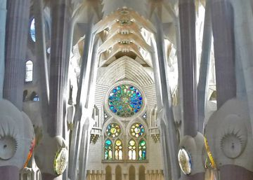Gaudí's Sagrada Familia: the Barcelona cathedral without a building permit