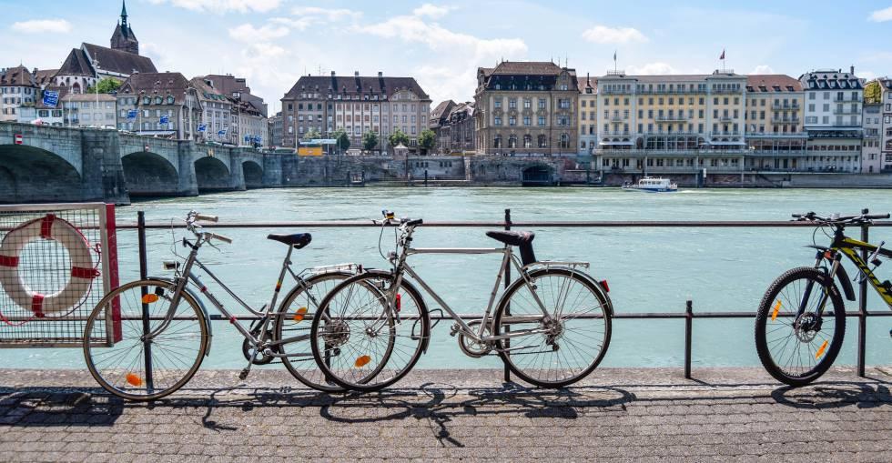 Suiza vota a favor de introducir la bicicleta en la Constitución