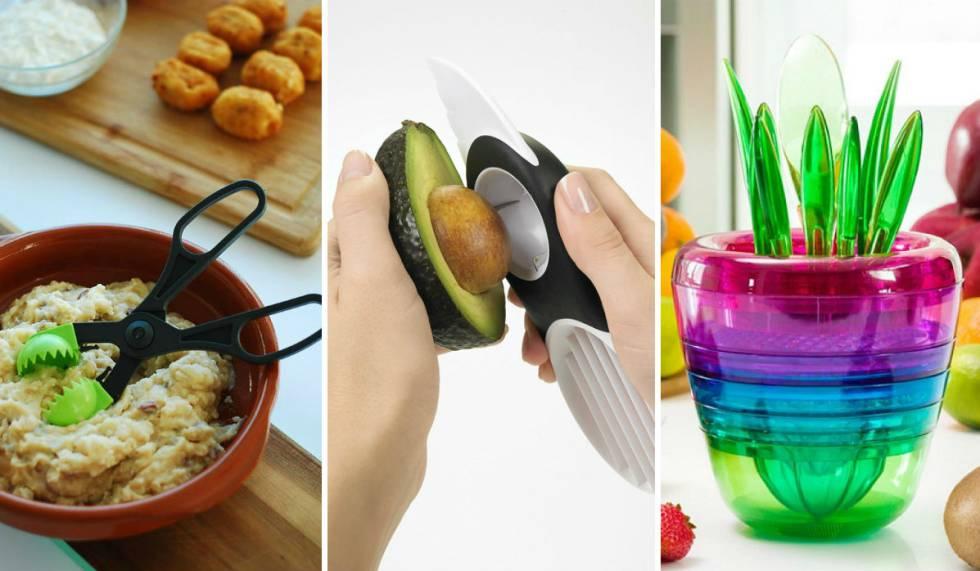 15 utensilios de cocina curiosos que te har n la vida m s for Utensilios de cocina casa joven