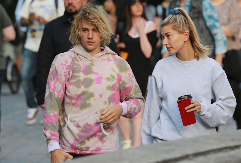 Justin Bieber y Hailey Baldwin negocian un acuerdo
