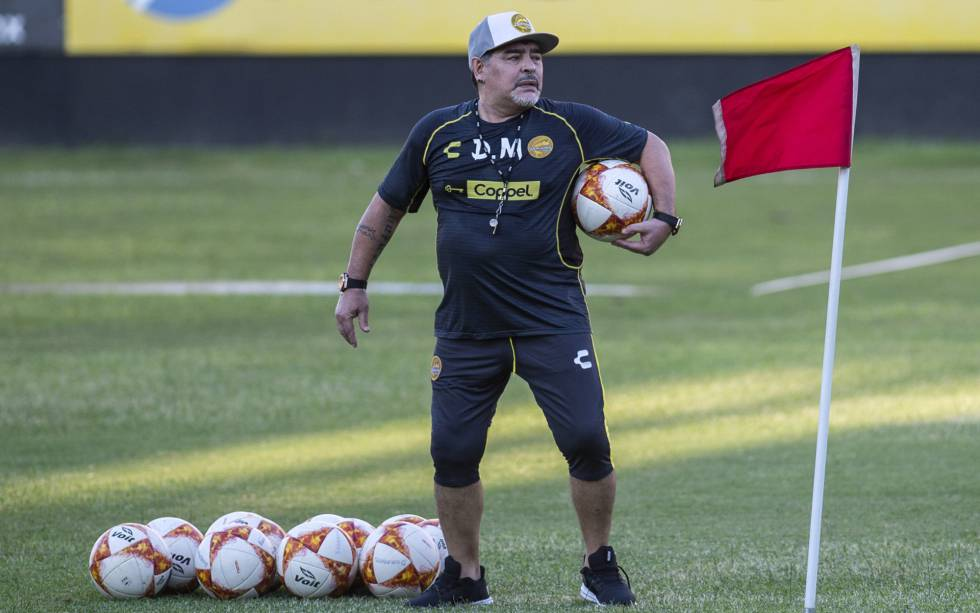 Los disparates de Maradona 9d669d4efdbf6