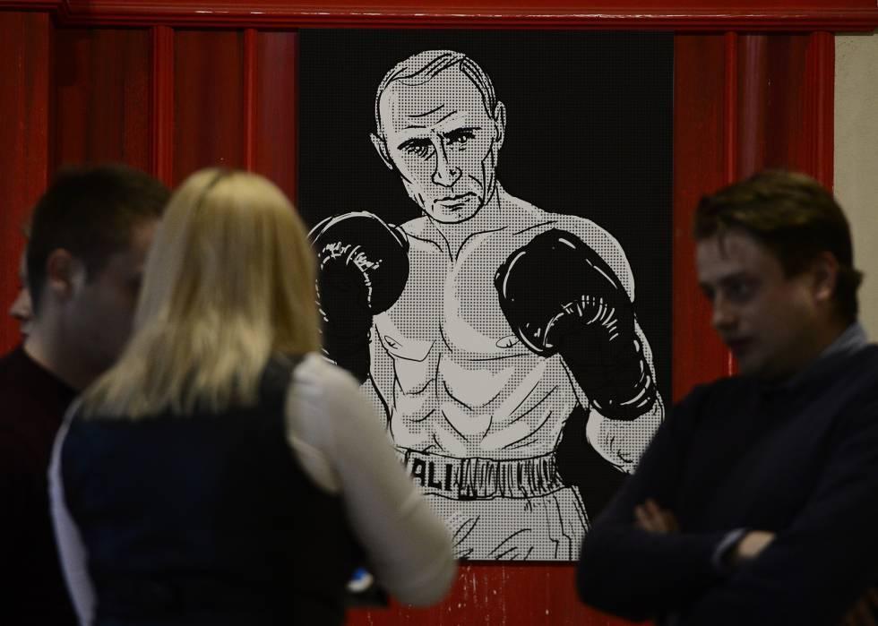 Como Nadie Celebrar PutinIcon El Cumpleaños Vladimir Sabe País Su MVUpSz
