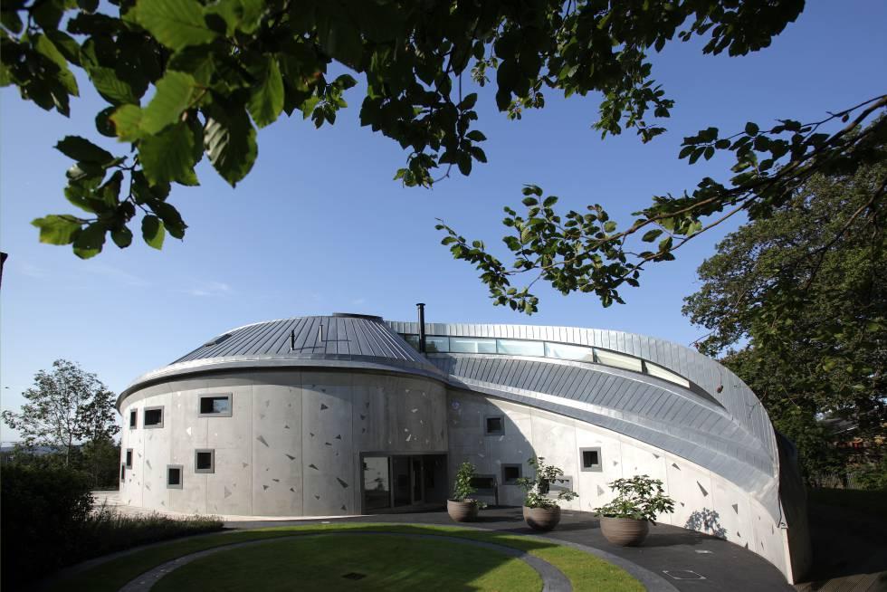 En Swansea, también en el país de Gales (Reino Unido), se encuentra la creación del arquitecto japonés Kisho Kurokawa.