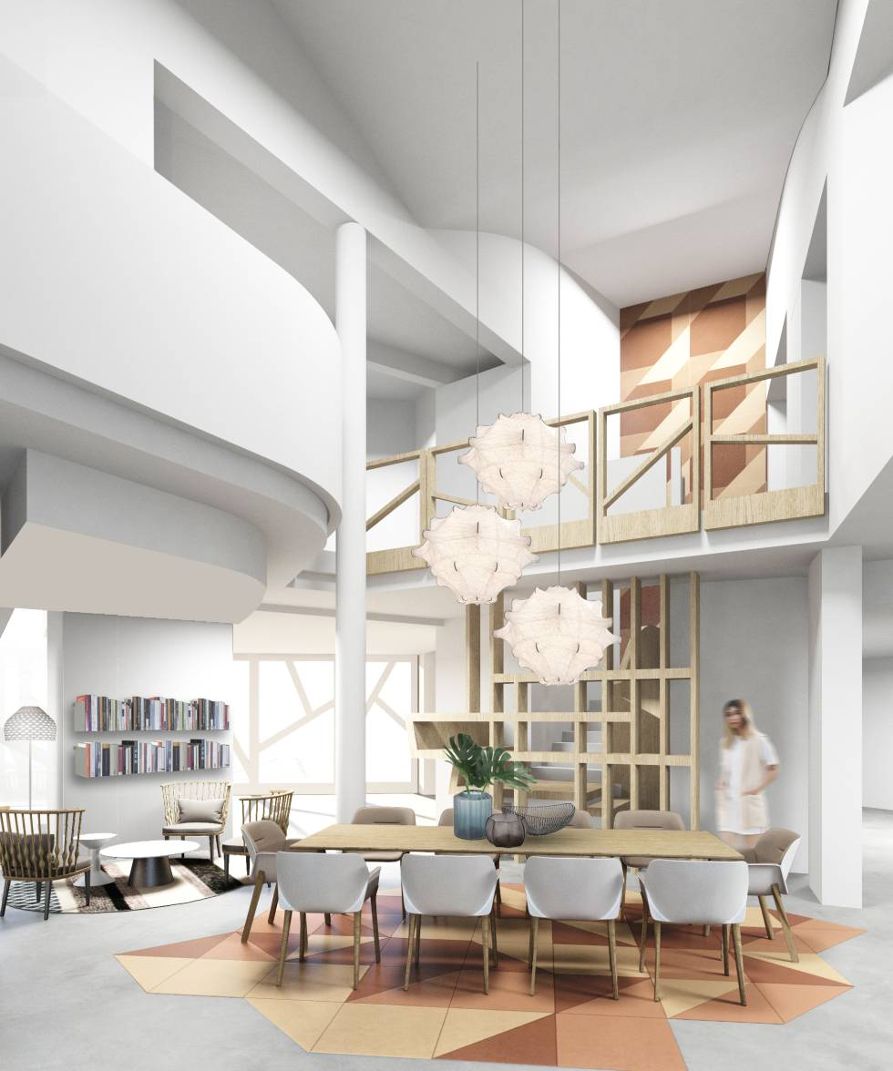 El interiorismo del nuevo centro Maggie's en Barcelona correrá a cargo de Patricia Urquiola.