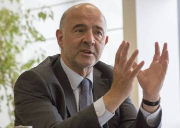"Pierre Moscovici: ""Spain is not Italy: it complies with the rules"""