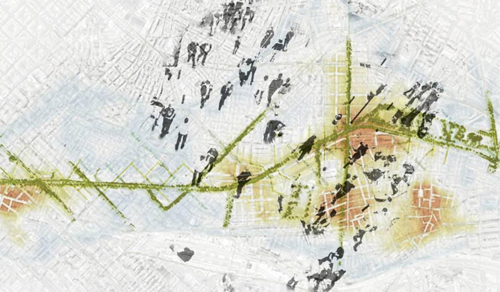 Hacia una calle más habitable: nuevas tecnologías y movilidad ...