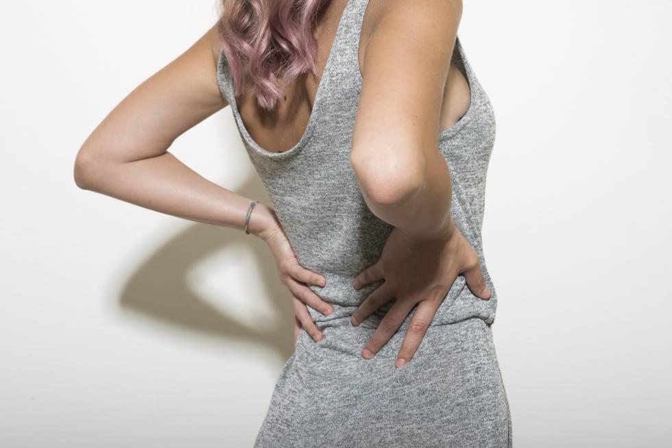 Remedios para el dolor de espalda por cansancio