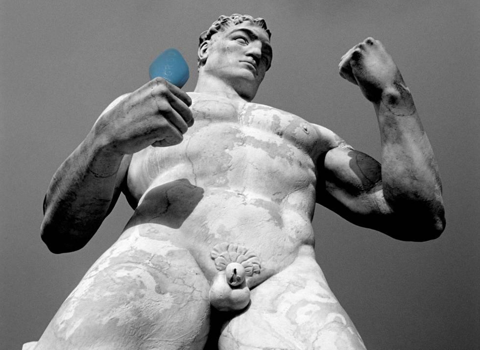 condón que prolonga la erección de penetración