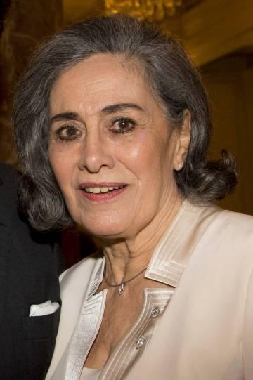Una imagen de la millonaria monegasca Hélène Pastor en 1999.