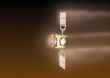 La nave 'Venus Express' se apaga