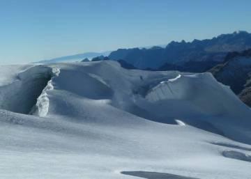 Resultado de imagen para España. Glaciar de Monte Perdido