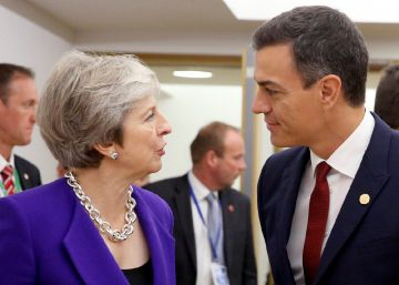 At Brussels summit, Spain's PM is hopeful of progress on Gibraltar