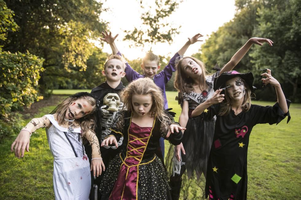 Halloween  10 disfraces para niños por menos de 20 euros ... 2722ee8a52d4